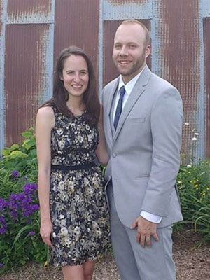 Drs. Benjamin & Alisha James